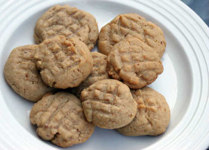 peanut butter cookies_Maggie Hoffman